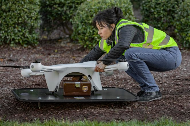 UPS and Matternet are using drones to deliver medical samples 2