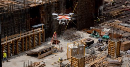 Commercial property joins tech revolution with drones 3