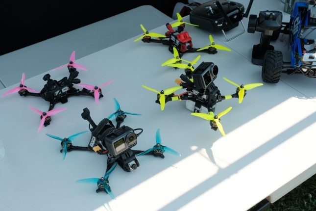 DJI FPV Racing Drone 0006
