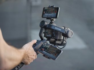 DJI introduces the Ronin-SC - a new stabilized gimbal for mirrorless cameras 0005