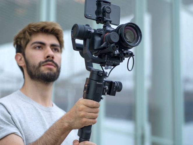 DJI introduces the Ronin-SC - a new stabilized gimbal for mirrorless cameras 0006