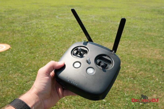 New DJI Digital FPV Transmission System with low latency and HD video for drone racing 0010