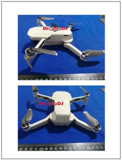 Photos of DJI Mavic Mini surface Is this the Spark 2 or even Mavic Air successor 42