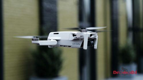 DJI Mavic Mini drone 249 grams the everyday flycam ;aunch event brooklyn NY October 2019 0017