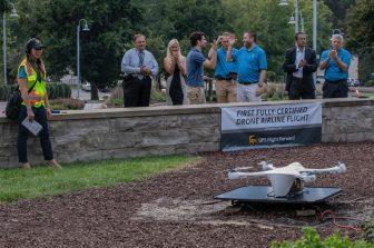 Meet the UPS Flight Forward all-female drone flight crew 3