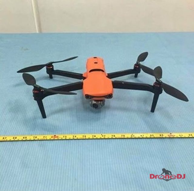 Autel Evo 2 specs and photos - Monster drone with 8K or 6K video with a 1-inch sensor 0002
