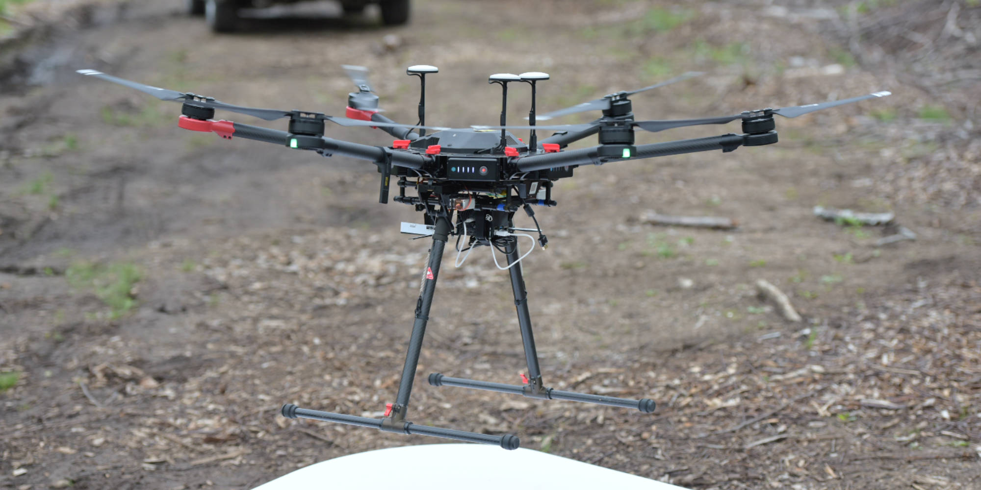 First cross-border 5G drone flight completed above Latvia