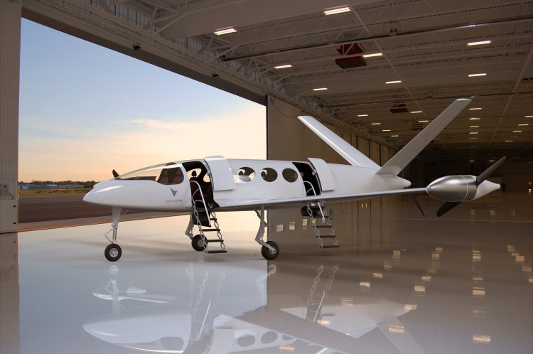 Alice, Eviation Aircraft's all-electric commuter prototype