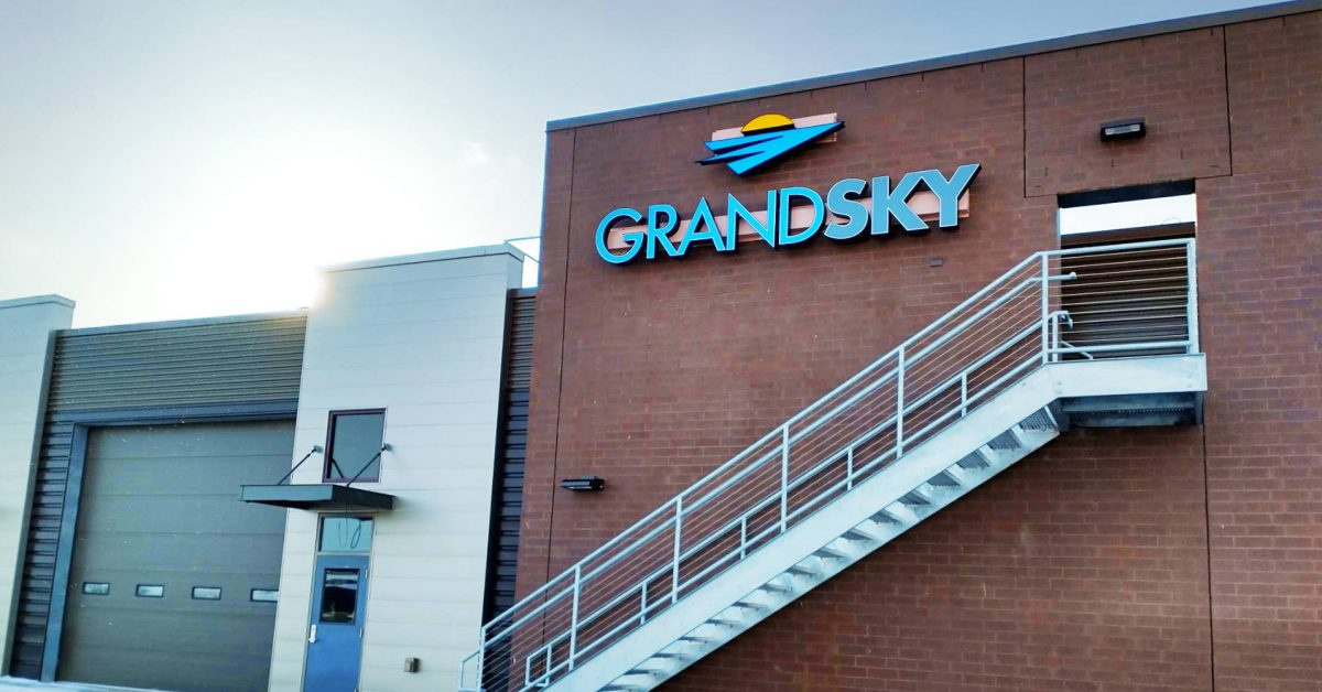Vantis to build out operations center in Grand Sky aviation park - DroneDJ