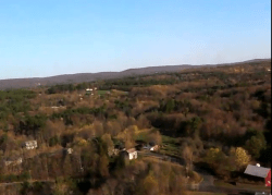 Typical view from Quadcopter