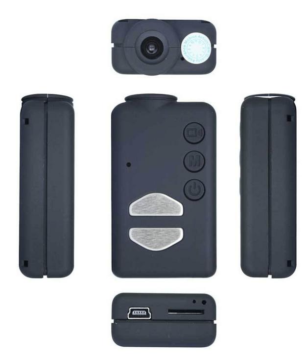 Mobius Camera