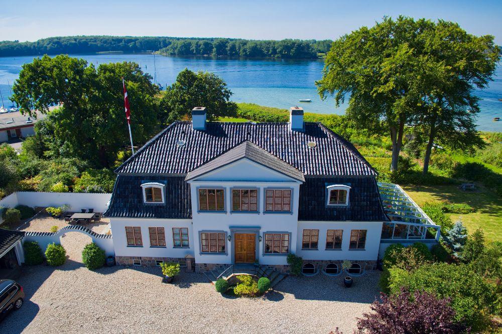 Smuk ejendom med udsigt til Tåsinge