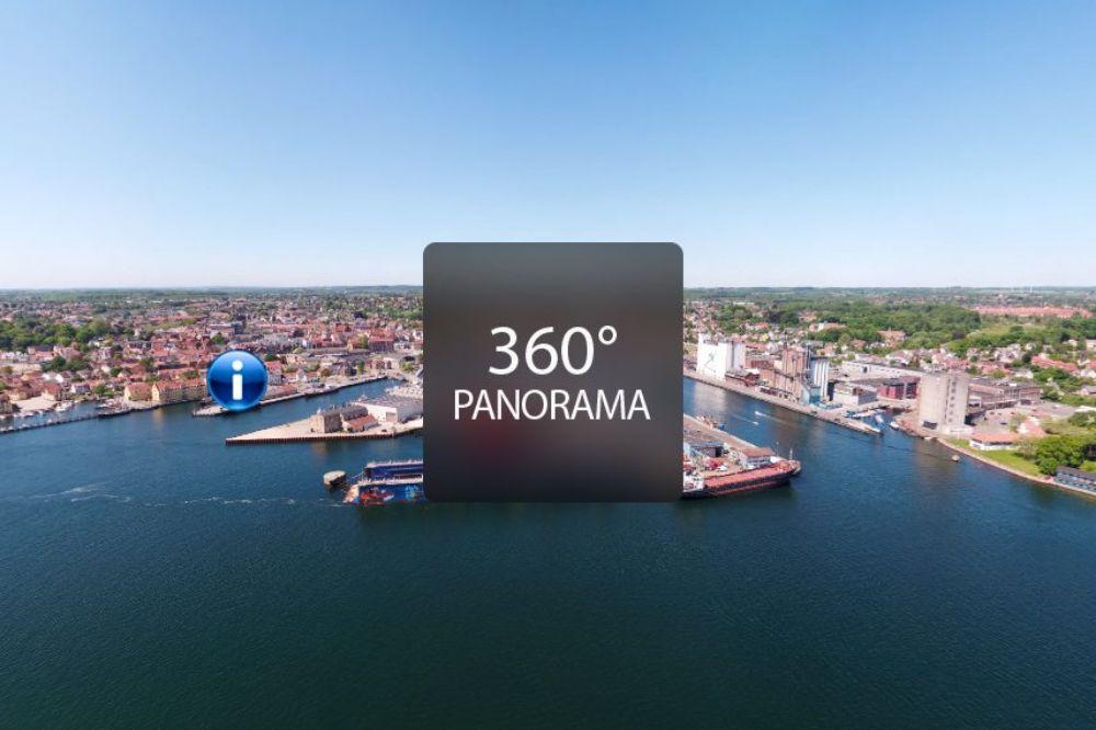 Svendborgsund 360° Panorama