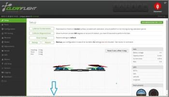 DroneHiTech com – Cleanflight 1 11 released