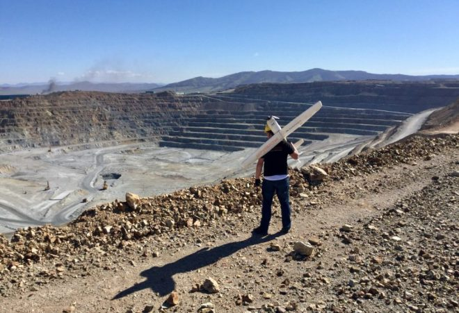 mongolia mapping a mine upvision