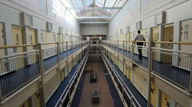 uk prison statistics illegal drone smuggling