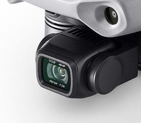 DJI Mavic Air 2 Camera Leaked Image