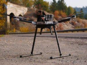 U.S.-based drone manufacturer