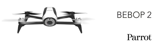 Parrot Bepop 2 power drone