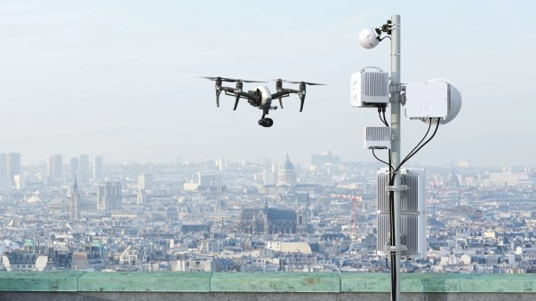 Ericsson and Vodafone to use drone-based inspections on network sites