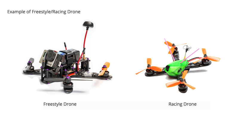 Complete Racing Drone Wiring Diagram