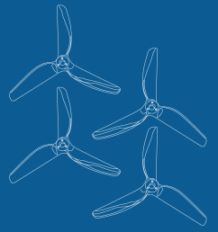 drone propellers [ 926 x 1073 Pixel ]