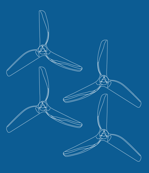 small resolution of drone propellers