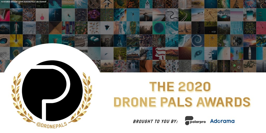 The 2020 Drone Pals Awards