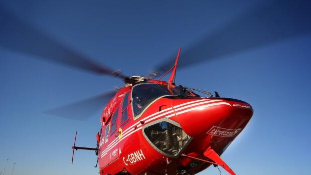 RCMP Seize DJI Mavic Drone Flown In Path of Air Ambulance