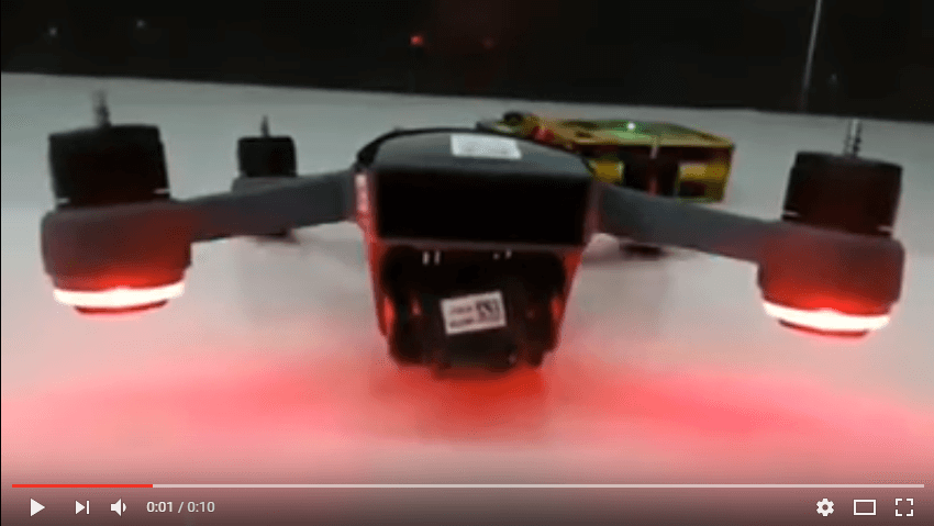Watch: New DJI Spark Drone Powers Up In Testing