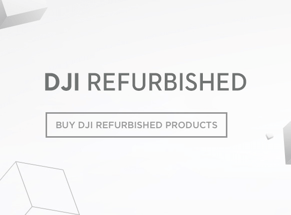 DJI Refurbished Drones: Discounted, but Worth the Risk?
