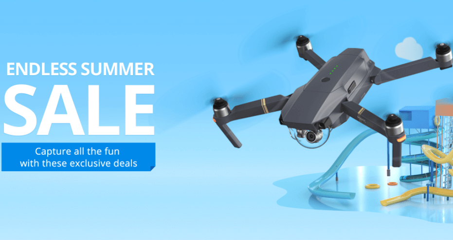LISTED: All Current DJI Deals & Promos