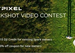 DEALS: 10% OFF Spark, $15 DJI Credit For Existing Spark Owners + MORE !