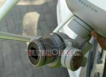 LEAK: Is This A DJI Phantom 5 First Photo?