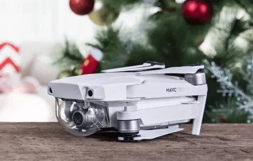 RELEASE: DJI Launches Alpine White Mavic Pro Drone