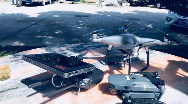 New PHOTOS Of Rumored DJI Phantom 5