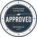 Droners.io Professional Aerial Photography Drone Pilot
