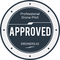 Droners.io Professional Aerial Photgraphy Drone Pilot
