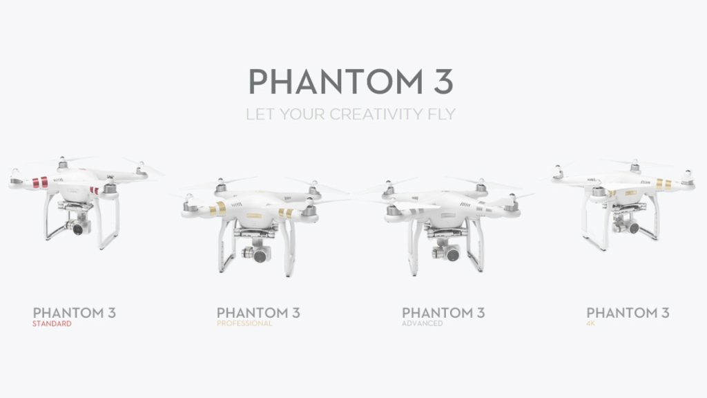 DJI Phantom drones guide: what you need to know
