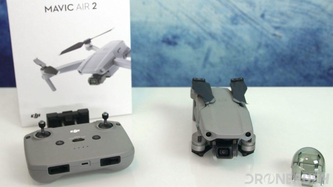 DJI Mavic Air 2 package