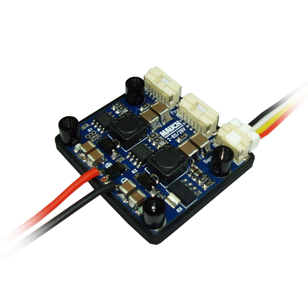 Uav Wiring Harness For Rc Receiver Cable Robotshop