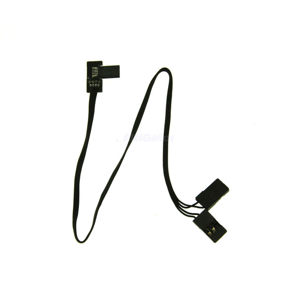 GoPro3 and GoPro4 to video transmitter cable for Tarot