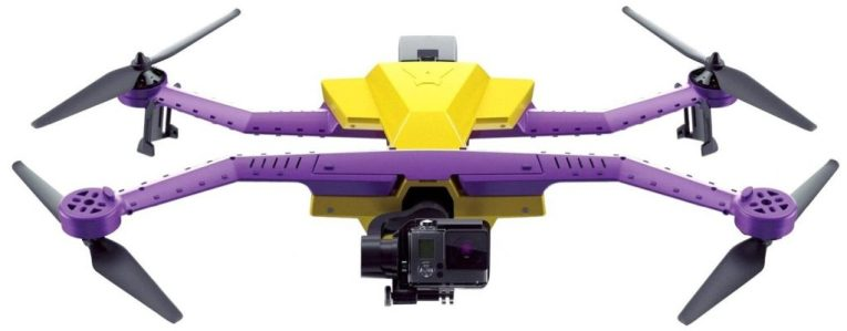 airdog selfie foldable drone