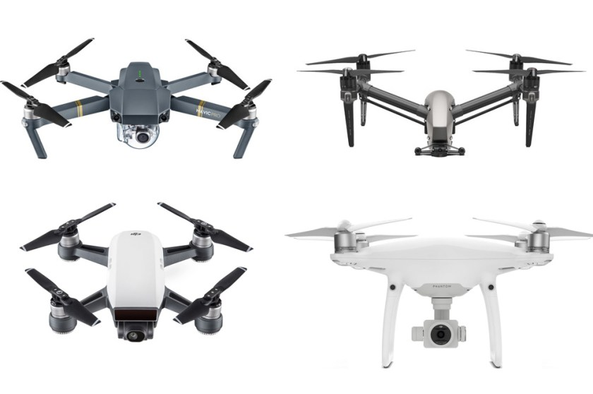 dji-buying-guide-mavic-spark-phantom-inspire