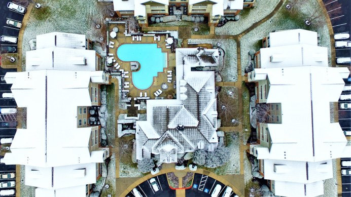 Apartments, NWA Mall - Matt Miller
