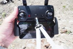 両手フリーでストレス軽減!MAVIC(マビック)PRO/AIR用ストラップ取り付けリングをレビュー!