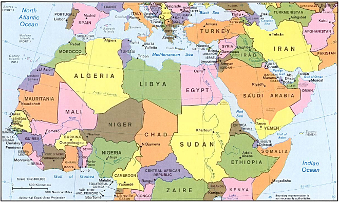 Map Of Africa Today.Drones Over Africa Yesterday Today Tomorrow Drone Wars Uk