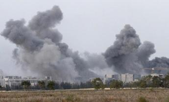 NATO bombing of Sirte, Libya in 2011
