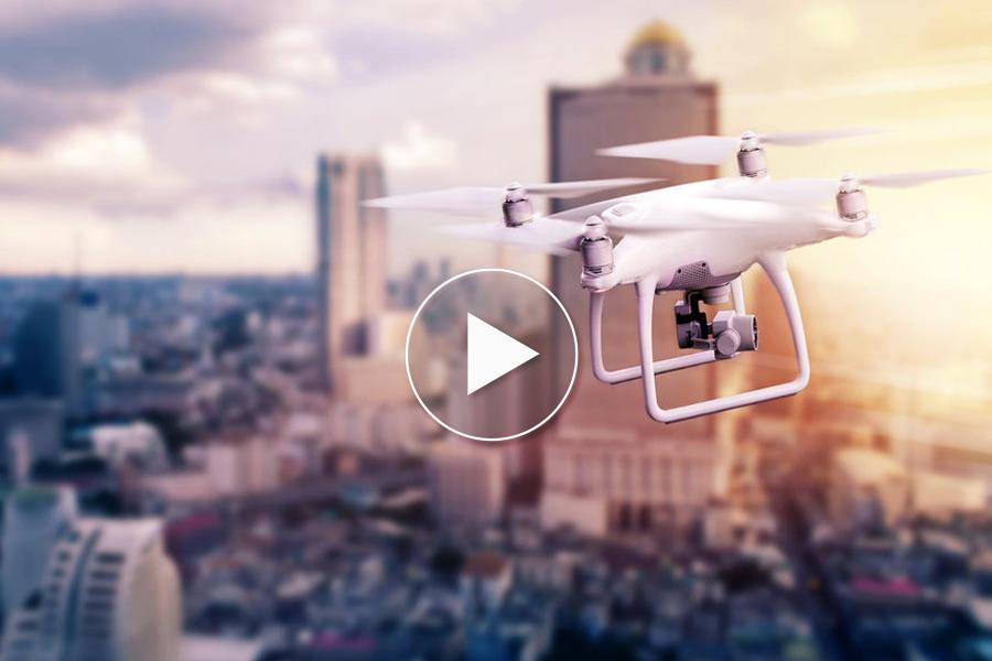 Drone ile Konum videosu