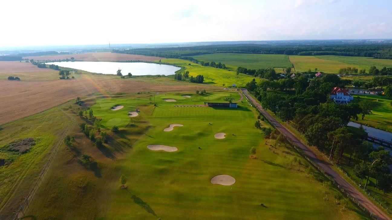 golf trzaskowo